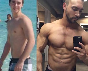 Samuel Beaudry Transformation