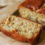 LA meilleure recette de pain aux bananes et pommes (protéinée)