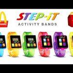 """McDonald attire les enfants avec des """"Jouets-Fitness"""""""