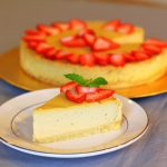 LE CHEESECAKE … SANS FROMAGE!