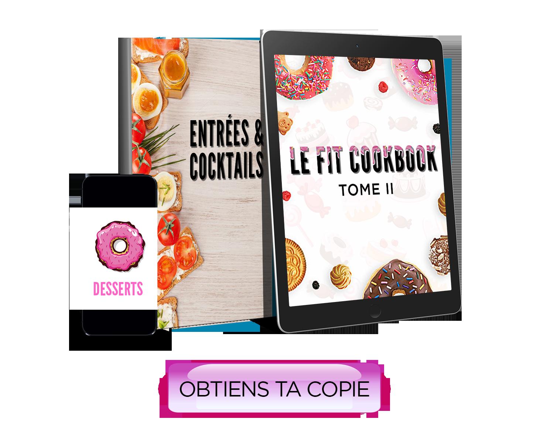 Le fit cookbook tome 2