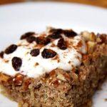 Carrée Déjeuner aux Pommes, Cannelle et Quinoa