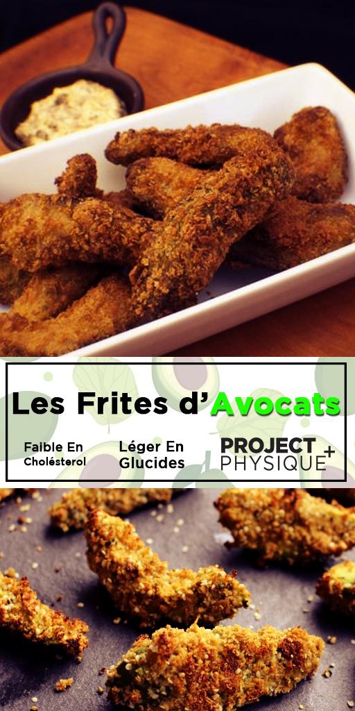 Frites d'Avocats