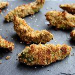 La Meilleure Option Aux Frites Grasses : Les Frites d'Avocats | Faible en Glucides