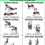 Workout Biceps Triceps pour Femmes