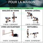 Pull Workout Pour La Maison
