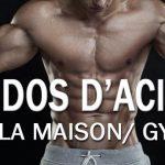 Workout – Abdos D'Acier