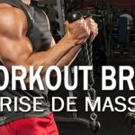 Workout De Bras – Prise De Masse